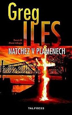 Natchez v plamenech obálka knihy