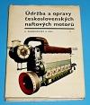 Údržba a opravy československých naftových motorů