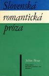 Slovenská romantická próza