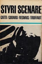Štyri scenáre obálka knihy