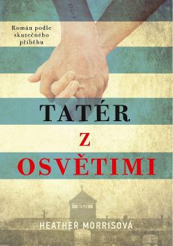 Tatér z Osvětimi obálka knihy