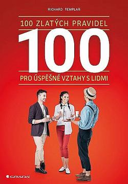100 zlatých pravidel pro úspěšné vztahy s lidmi obálka knihy