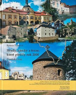 Hrady, zámky a tvrze, které přežily rok 2000 - Plzeňský kraj obálka knihy