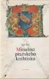 Minulost pražského knihtisku