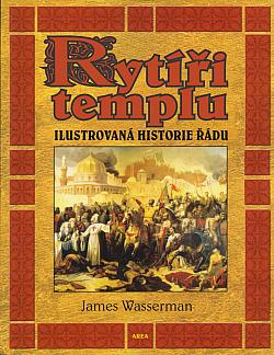 Rytíři templu obálka knihy