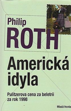 Americká idyla obálka knihy