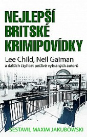Nejlepší britské krimipovídky obálka knihy