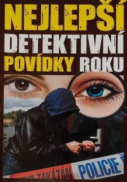 Nejlepší detektivní povídky roku obálka knihy