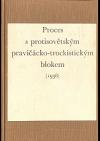 Proces s protisovětským pravičácko-trockistickým blokem (1938)