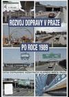 Rozvoj dopravy v Praze po roce 1989