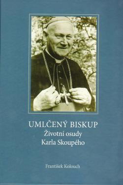 Umlčený biskup obálka knihy