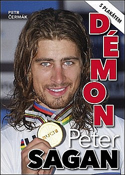 Peter Sagan Démon obálka knihy