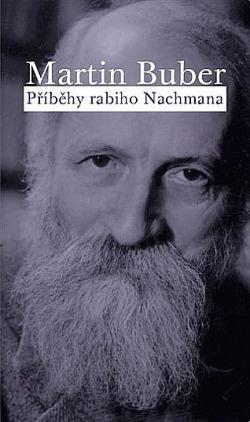 Příběhy rabiho Nachmana obálka knihy