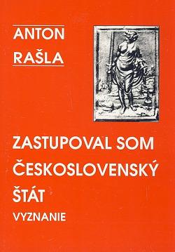 Zastupoval som československý štát obálka knihy