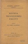 Revízia trianonskej smluvy