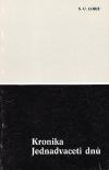 Kronika Jednadvaceti dnů - Maxmilián Kolbe