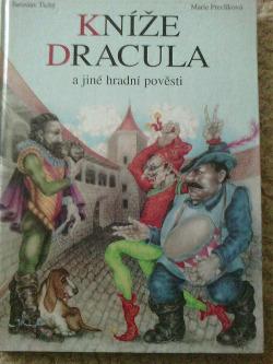 Kníže Dracula a jiné hradní pověsti obálka knihy