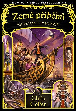 Na vlnách fantazie obálka knihy