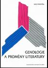 Genologie a proměny literatury
