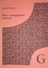 Právo v pedagogickém prostředí