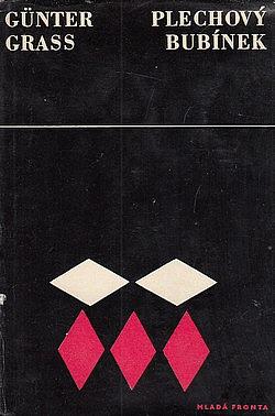 Plechový bubínek obálka knihy