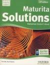 Maturita Solutions Elementary Student´s Book