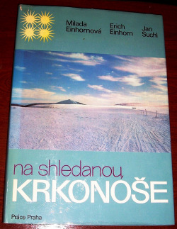 Na shledanou Krkonoše obálka knihy