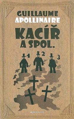 Kacíř a spol. obálka knihy