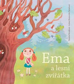 Ema a lesní zvířátka