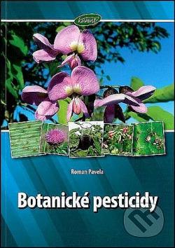 Botanické pesticidy obálka knihy