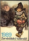 1989 zemědělský kalendář