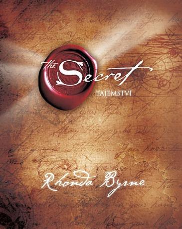 Tajemství - obálka knihy