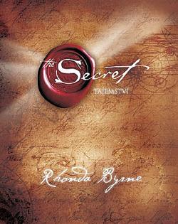 Tajemství obálka knihy