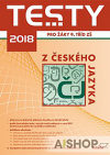 Testy 2018 pro žáky 9. tříd z českého jazyka