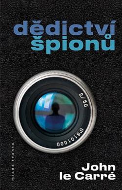 Dědictví špionů obálka knihy
