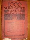 1000 nejkrásnějších novell 1000 světových spisovatelů sv. 91