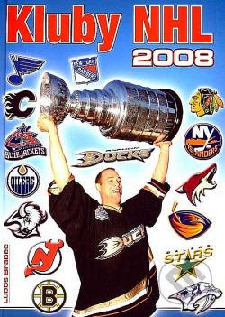 Kluby NHL 2008 obálka knihy