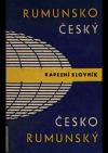 Rumunsko - český a česko - rumunský kapesní slovník