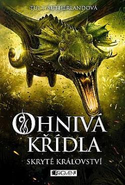 Skryté království obálka knihy
