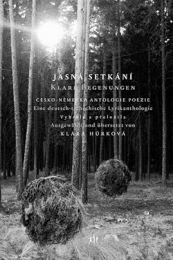 Jasná setkání — Klare Begegnungen: Česko-německá antologie poezie obálka knihy