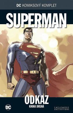 Superman: Odkaz: Kniha druhá obálka knihy