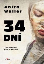 34 dní obálka knihy