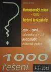1000 řešení 7-8 2012