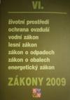 Zákony 2009  VI.