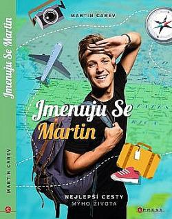 Jmenuju se Martin obálka knihy