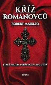 Kříž Romanovců obálka knihy