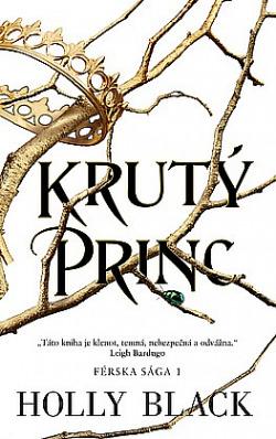 Krutý princ obálka knihy