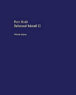 Sebrané básně II obálka knihy