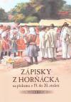 Zápisky z Horňácka na přelomu z 19. do 20. století