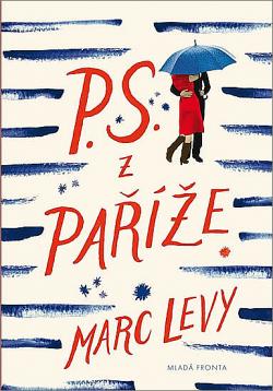 P.S. z Paříže obálka knihy